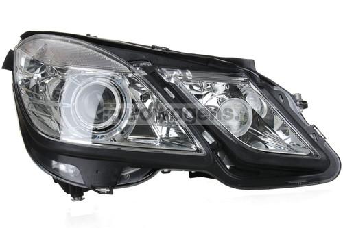 Headlight right Xenon LED AFS Mercedes Benz E-Class W212 09-12