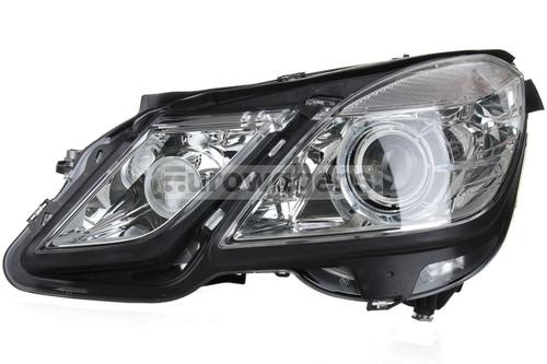 Headlight left Xenon LED AFS Mercedes Benz E-Class W212 09-12