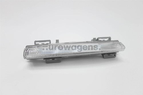 Front bumper LED DRL light left Mercedes-Benz C Class C204 11-15 Coupe
