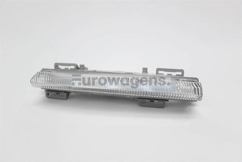 Front bumper LED DRL light right Mercedes-Benz C Class C204 11-15 Coupe