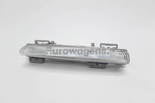 Front bumper LED DRL light right Mercedes-Benz C Class C204 11-15 Coupe