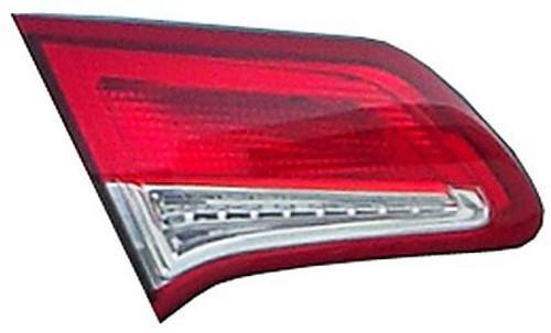 Rear light inner left Citroen C4 10-14