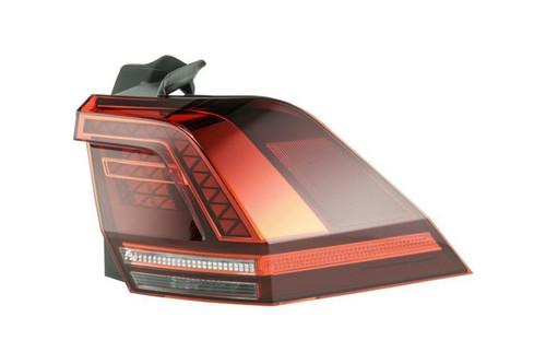 Rear light right dark red LED VW Tiguan 16-17