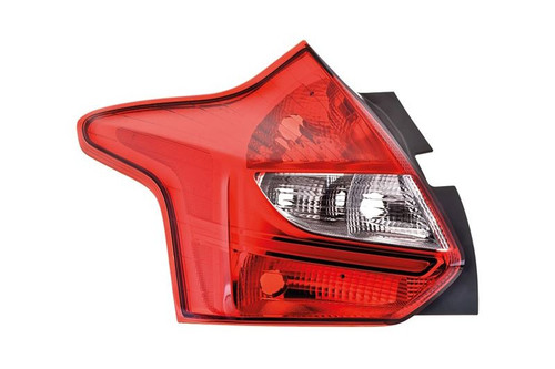 Rear light left LED Ford Focus MK3 11-14