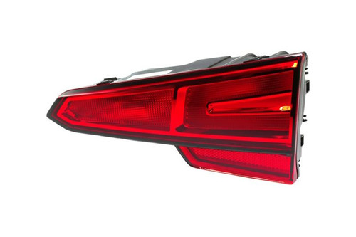 Rear light left inner Audi A4 B9 15-17 Saloon