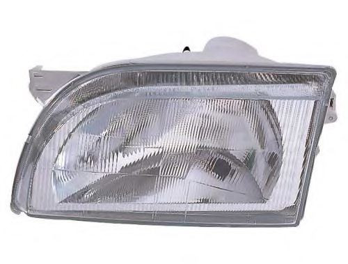 Headlight left Ford Transit 91-95
