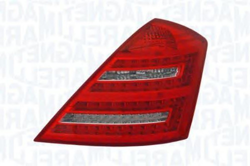 Rear light right LED Mercedes S Class W221 09-13