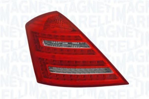 Rear light left LED Mercedes S Class W221 09-13
