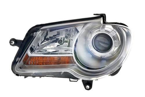 Headlight left VW Touran 06-10