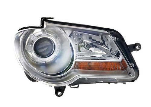 Headlight right VW Touran 06-10