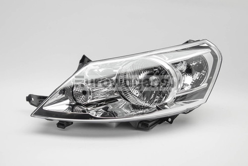 Headlight left Citroen Dispatch 07-15