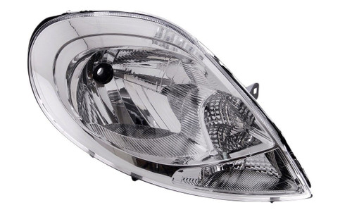 Headlight right Renault Traffic 07-13