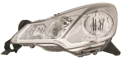Headlight left Citroen C3 13-15