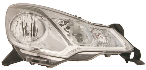 Headlight right Citroen C3 13-15