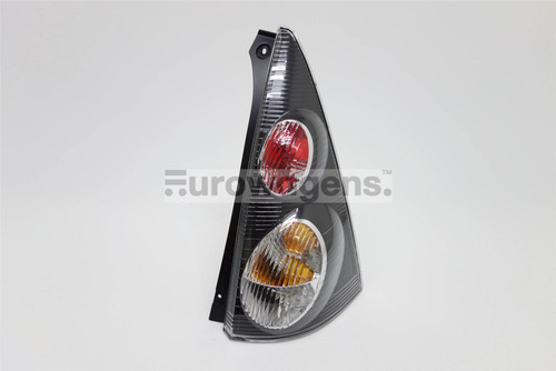Rear light right black Citroen C1 05-12