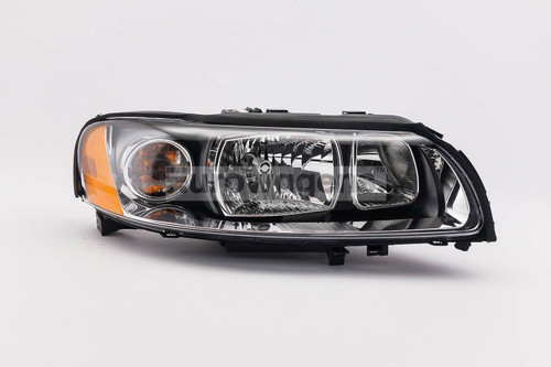 Headlight right Volvo V70 05-07