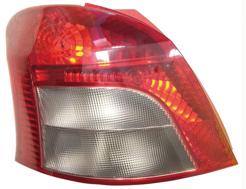 Rear light left Toyota Yaris 05-08