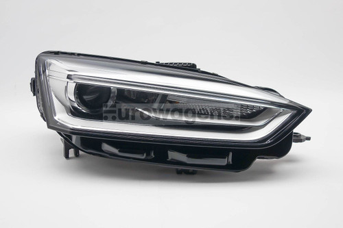 Headlight right Bi-xenon LED DRL Audi A5 16-