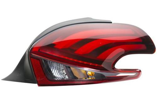 Rear light right LED Peugeot 208 15- Hatchback