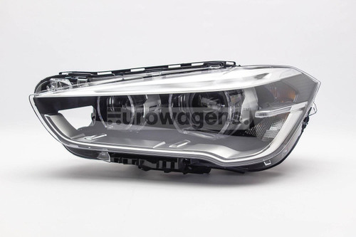 Headlight left LED BMW X1 F48 17-