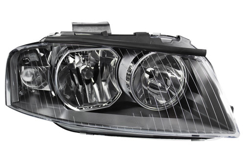 Headlight right Audi A3 03-08