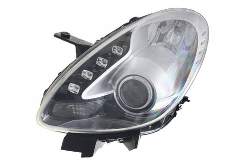 Headlight left chrome Bi-xenon LED DRL AFS Alfa Romeo Giulietta 10-