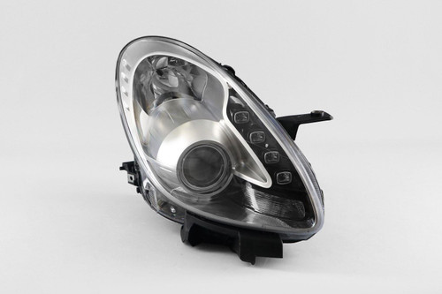 Headlight right chrome LED DRL Alfa Romeo Giulietta 10- OEM