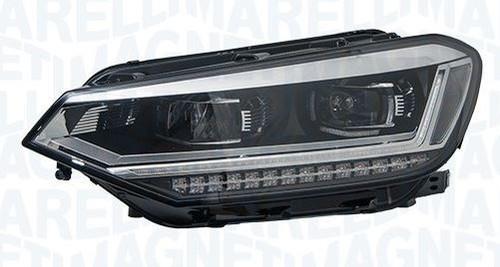 Headlight left full LED adaptive VW Touran 15-