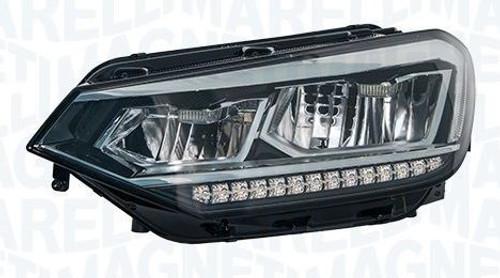 Headlight left full LED VW Touran 15-