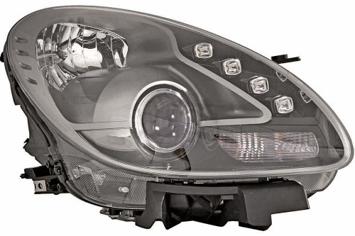 Headlight left grey LED DRL Alfa Romeo Giulietta 10-