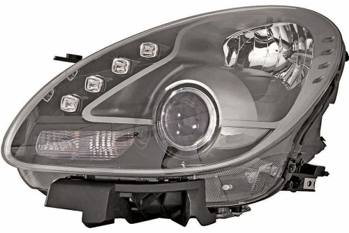Headlight right grey LED DRL Alfa Romeo Giulietta 10- OEM