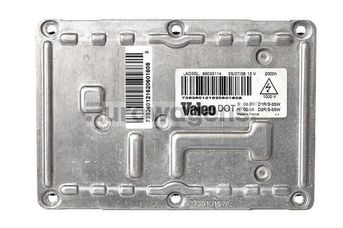 Xenon headlight control unit ballast Citroen C4 04-06