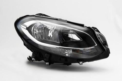 Headlight right LED DRL Mercedes-Benz B Class W246 W242 14-