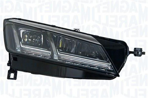 Headlight right LED Matrix Audi TT 14-