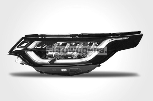 Headlight left full LED Land Rover Discovery 17-