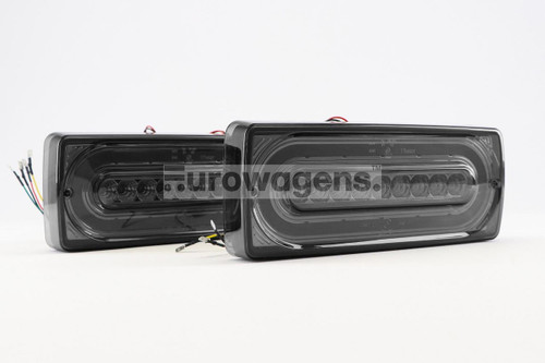 Rear lights set LED smoked Mercedes-Benz G Class W463 90-16