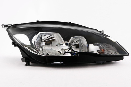 Headlight right Peugeot 308 14-