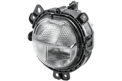 Fog light left LED with parking light Mini Countryman F60 16-