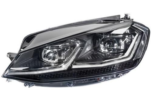 Headlight left LED VW Golf MK7 17-