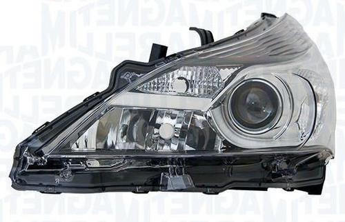 Headlight left projector Toyota Verso 09-12