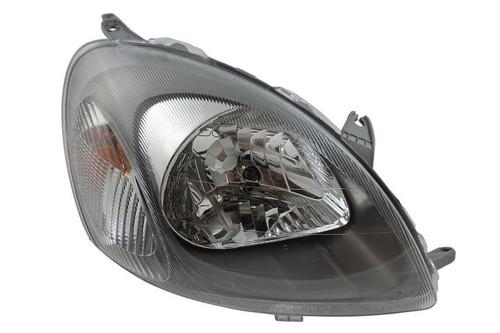 Headlight right Toyota Yaris 99-02