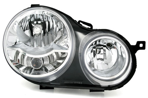 Headlight right VW Polo MK4 9N 02-04