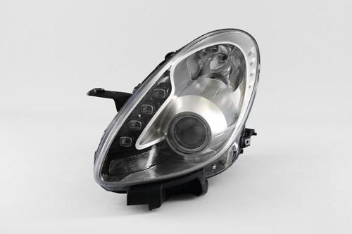 Headlight left chrome LED DRL Alfa Romeo Giulietta 10-