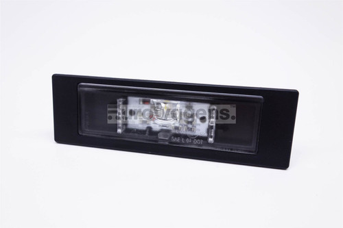 Number plate light LED BMW 6 Series F06 F12 F13 10-16