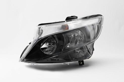 Headlight left DRL Mercedes-Benz V Class 16-