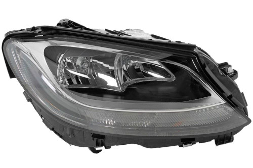 Headlight right LED DRL Mercedes-Benz C Class W205 15-18