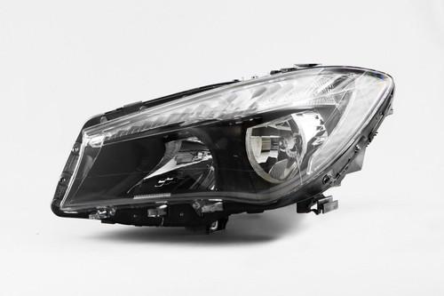 Headlight left Mercedes-Benz CLA C117 13-16