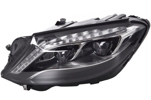 Headlight left full LED AFS night vision Mercedes S Class W222 14-18