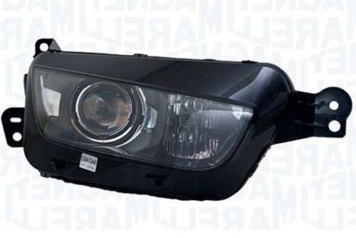 Headlight right Xenon AFS Citroen C4 Grand Picasso 13-