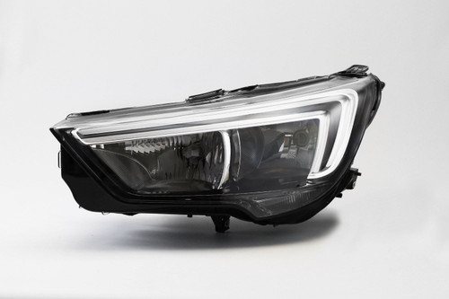 Headlight left LED DRL Vauxhall Crossland 17-
